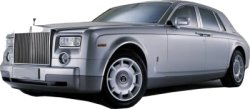 Hire a Rolls Royce Phantom or Bentley Arnage from Cars for Stars (Shrewsbury) for your wedding or civil ceremony